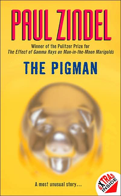 a summary of the pigman me by paul zindel Start studying pigman and me by paul zindel learn vocabulary, terms, and more with flashcards, games, and other study tools.